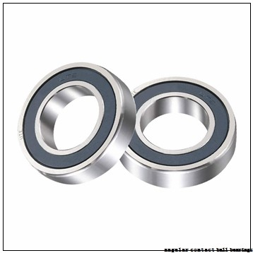 39 mm x 68 mm x 37 mm  PFI PW39680037CSHD angular contact ball bearings