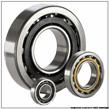 165,1 mm x 190,5 mm x 12,7 mm  KOYO KDA065 angular contact ball bearings