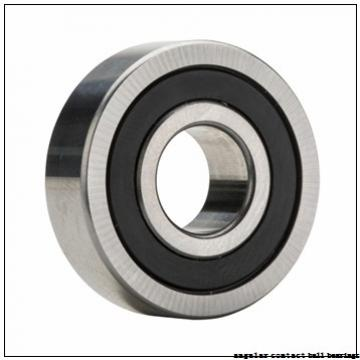 45 mm x 100 mm x 39.7 mm  KOYO 5309-2RS angular contact ball bearings