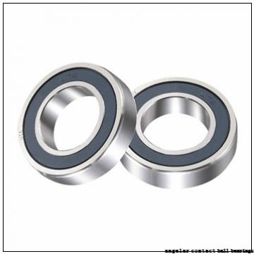 40 mm x 90 mm x 23 mm  NACHI 7308CDT angular contact ball bearings