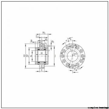 INA YRTS325 complex bearings